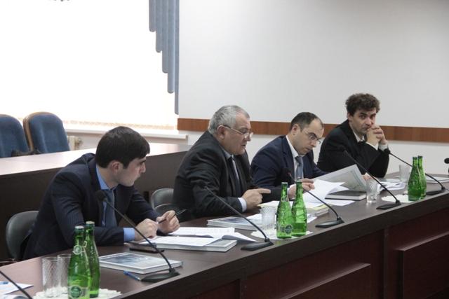 межрегиональное совещание «Ледники Дагестана – современность и будущее региона»
